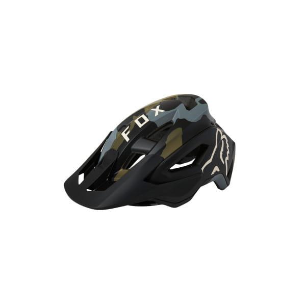 Speedframe Pro - MIPS MTB Helm - Grün/Camo