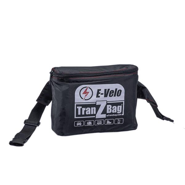 E-Velo - Fahrradtransporttasche - Schwarz