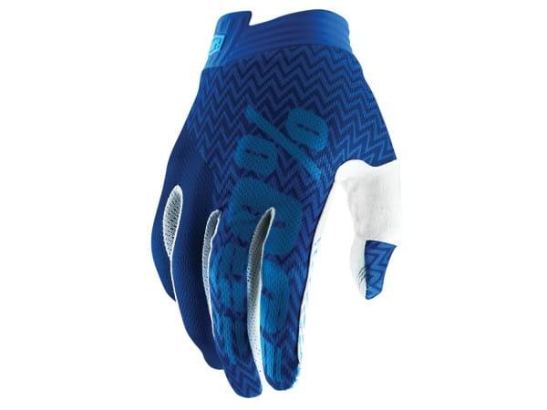 iTrack Youth Glove - Navy Blau