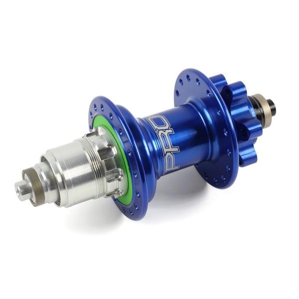 Pro 4 Rear Hub Blau 32h XD