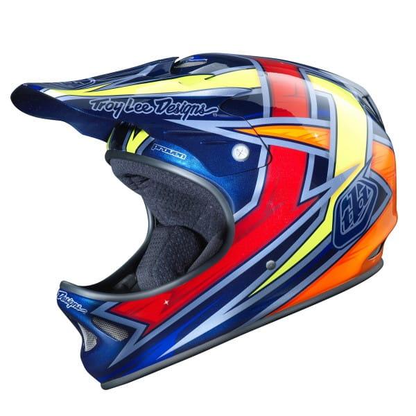 D2 Helmet Proven Navy