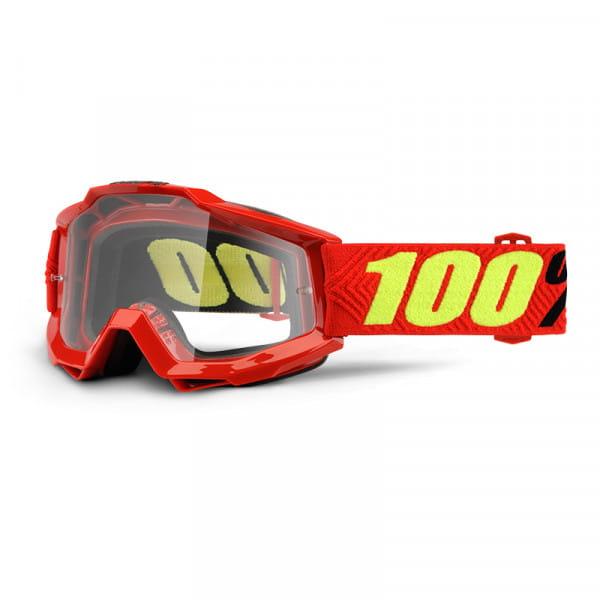 Accuri Goggle Anti Fog Clear Lens - Saarinen
