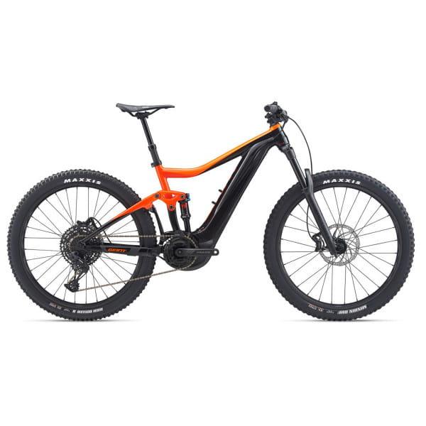 Trance E+3 Pro - Schwarz/Orange - 2020