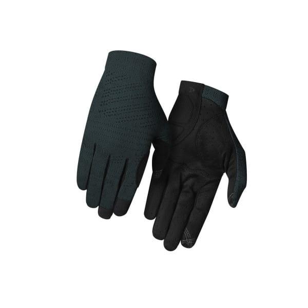 Xnetic Trail Handschuhe - True Spruce / Blau Grau