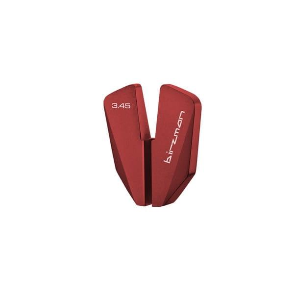 Spaaksleutel voor spenen van 3,45 mm - rood