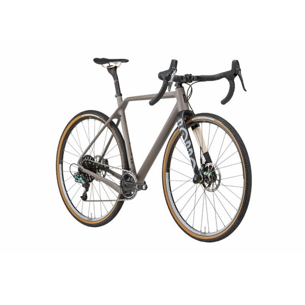 Ruut CF1 Gravel Plus - Grau