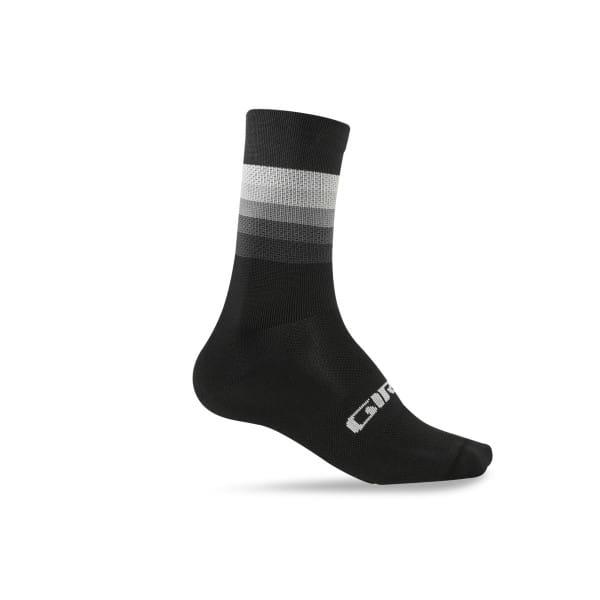 Comp Highrise Socken - black heatwave