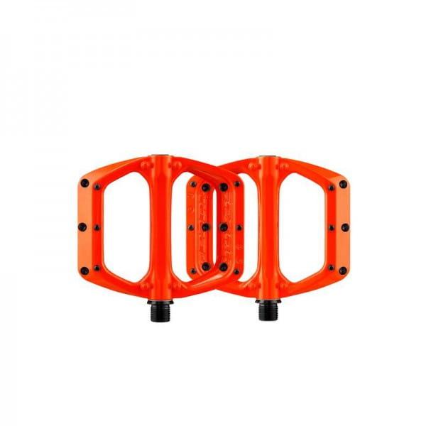 Spoon DC Flat Pedale - Orange