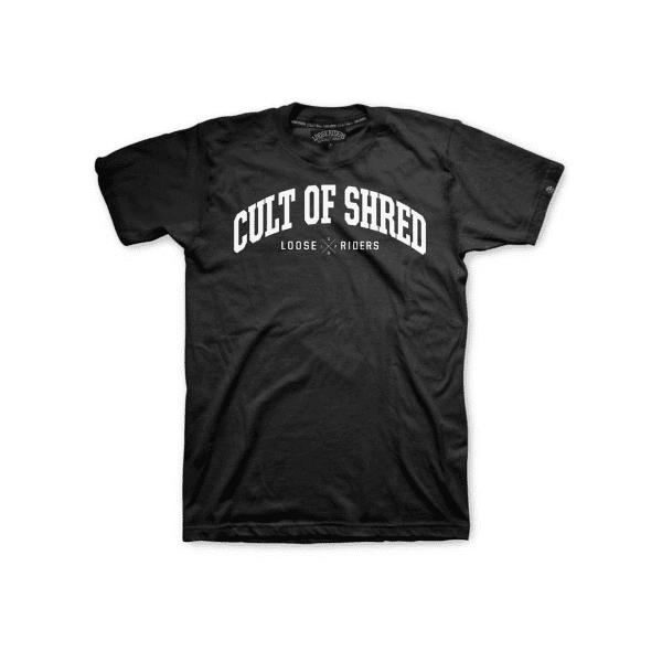 Collegiate T-Shirt - Black
