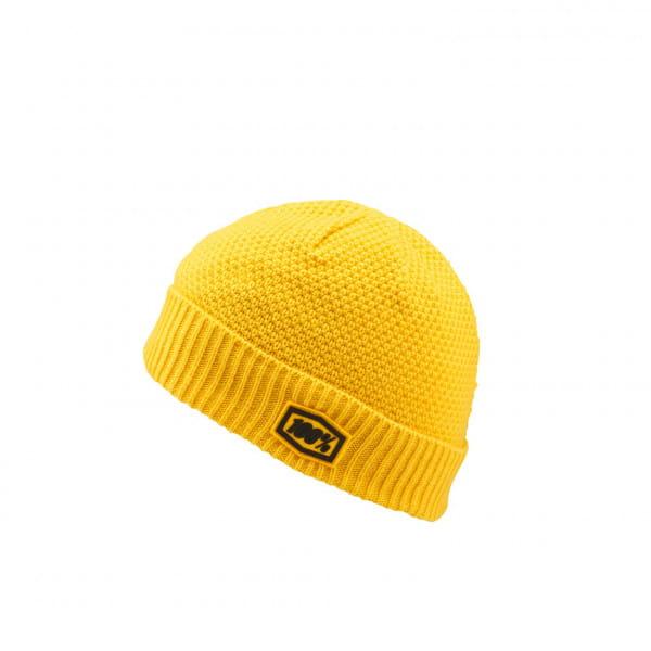 Capital Mütze -  gelb
