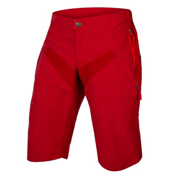 SingleTrack Short Limited - Rot