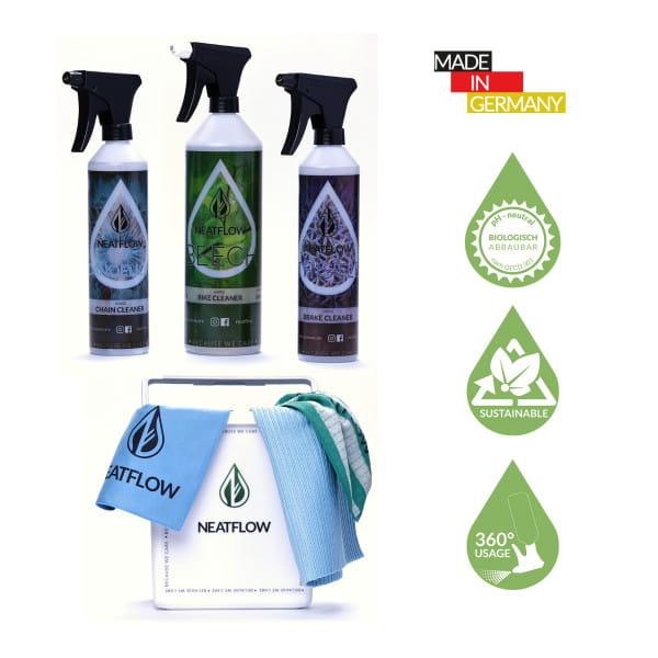 Umweltfreundliches Reinigungsset - Starter Kit
