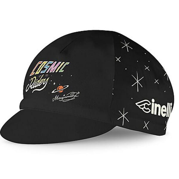 Cosmic Riders Cap - Schwarz