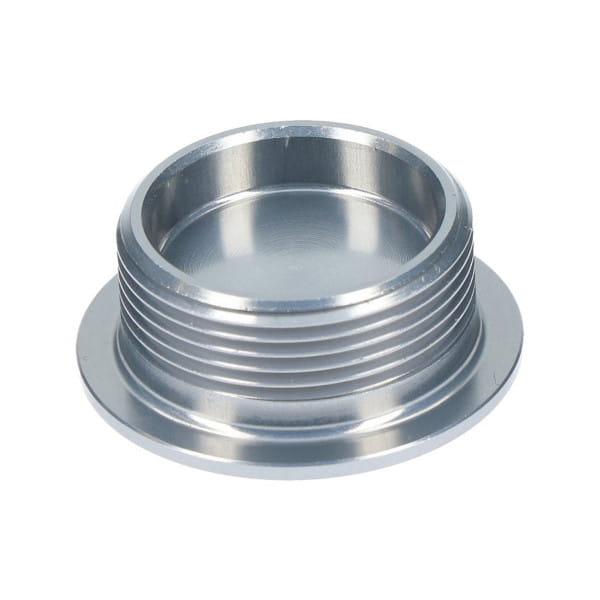 Kurbelbefestigungsschraube für Hollowtech II Kurbeln Silber/Alu