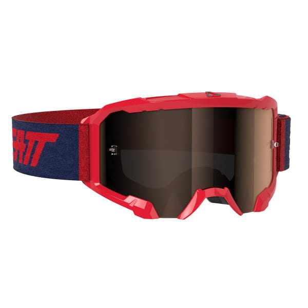 Velocity 4.5 Iriz Goggle Anti Fog Lens - Rot