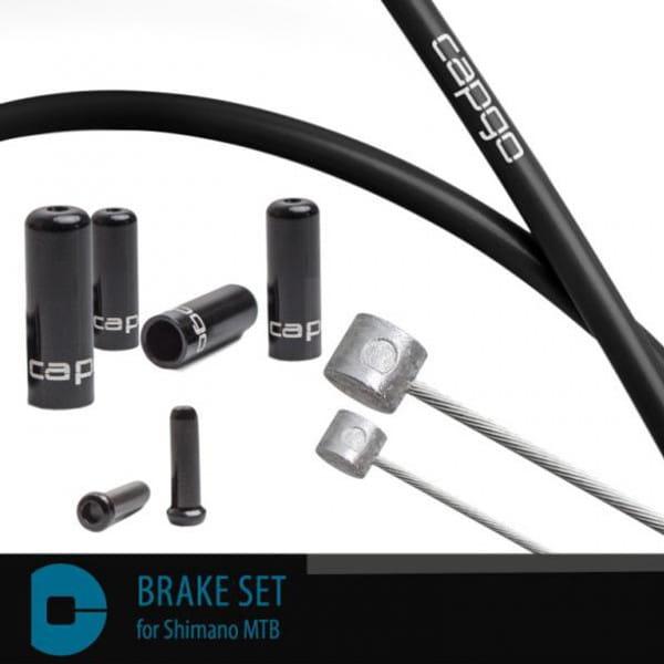 Brake kit BL for Shimano / Sram Road - Black