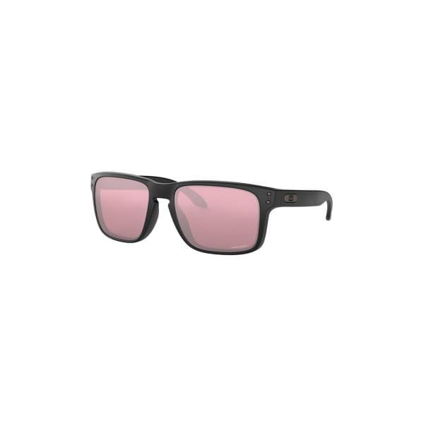 Holbrook Sonnenbrille - Schwarz - PRIZM Dunkelrosé