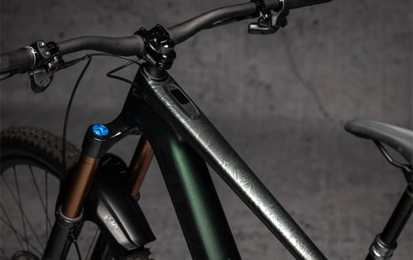E-Bike Rahmenschutz Kit Viking - Black