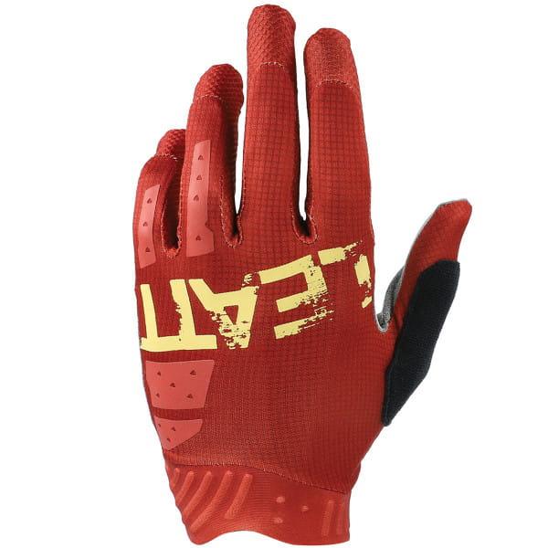 DBX 1.0 Handschuh GripR - Damen - Kupfer