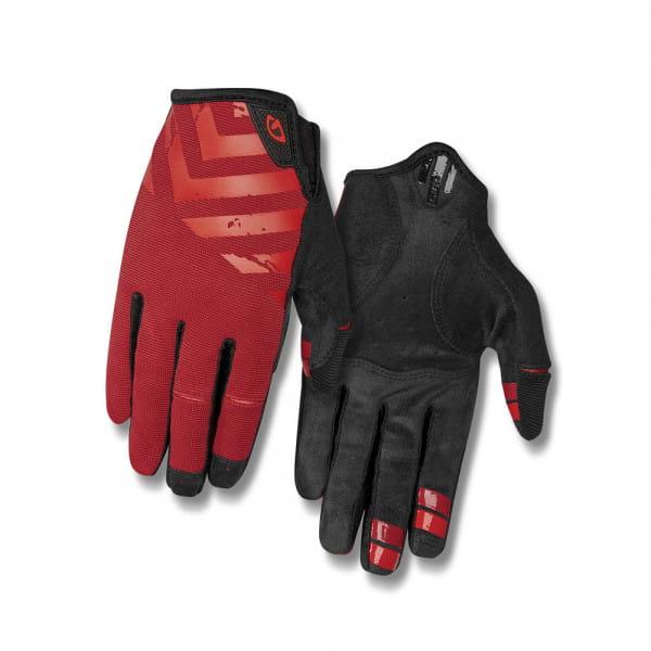 DND Handschuhe - Rot/Schwarz