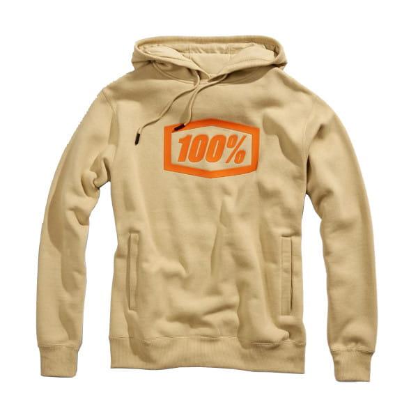 Syndicate Zip Hoodie - Beige