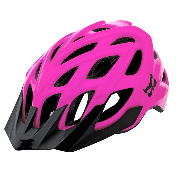 Chakra STD Fahrradhelm - Schwarz/Pink