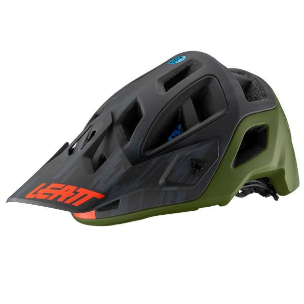 DBX 3.0 Helm All Mountain - Grün