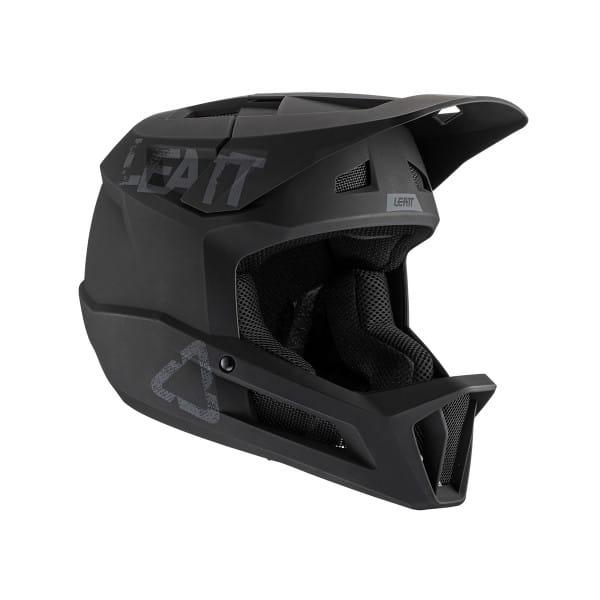 DBX 1.0 DH Helm - Schwarz