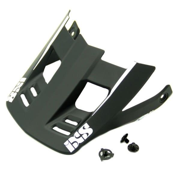 Visier + Pins für Helm Xult - Weiß/Schwarz