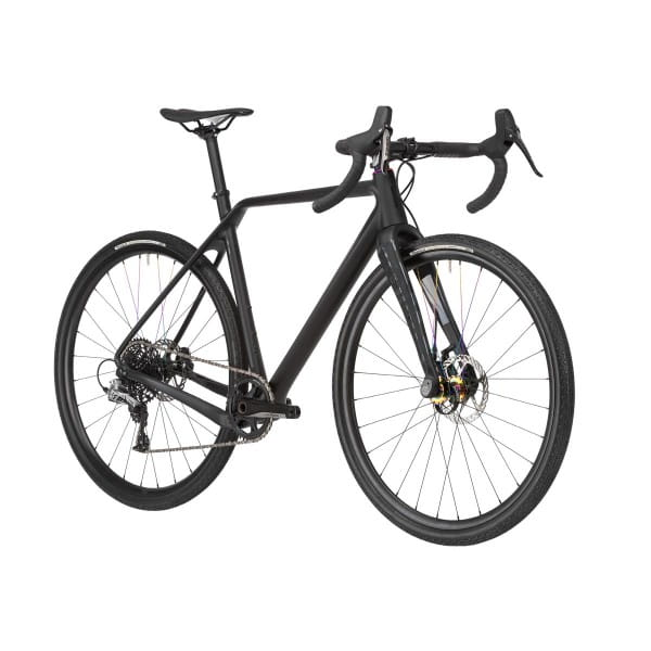 Ruut CF2 Gravel Plus - Schwarz