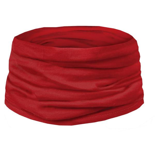 Baabaa Merino Multitube - Schlauchtuch - Rot
