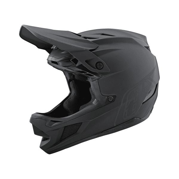 D4 Helmet (Mips) Composite Fullface-Helm - STEALTH Schwarz