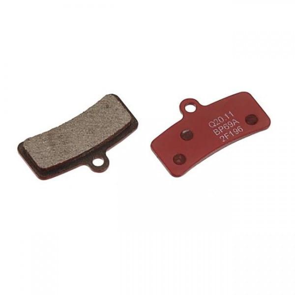 Bremsbeläge für Quadiem / SL / Slate Scheibenbremse