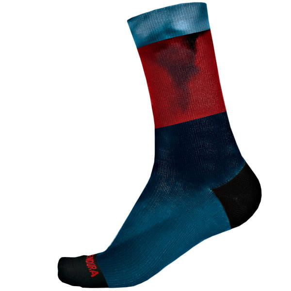 Cloud LTD Socken - Blau/Rot