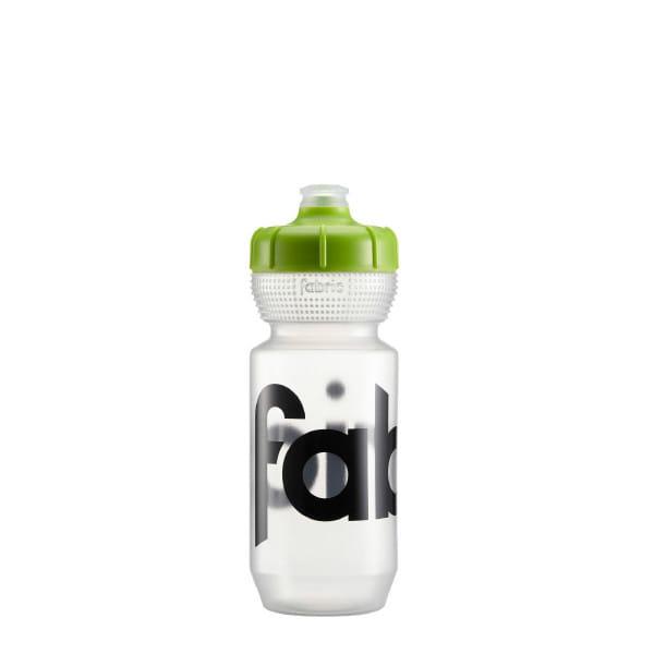 Gripper Trinkflasche - 600 ml - Klar/Grün