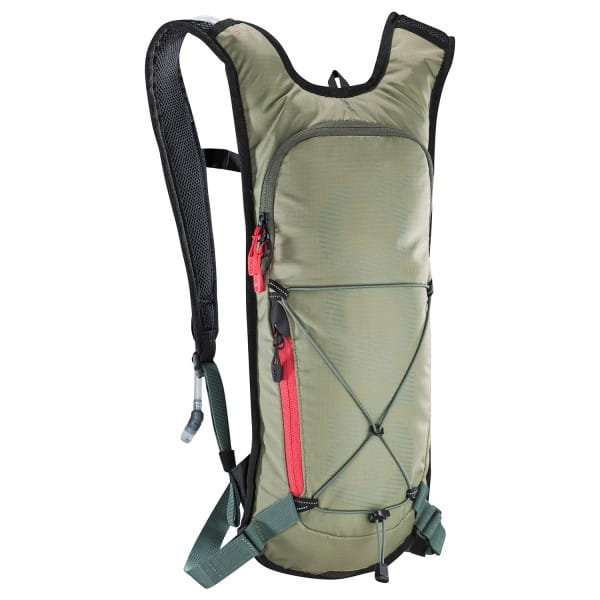 CC Rucksack 3l + 2l Bladder - light olive