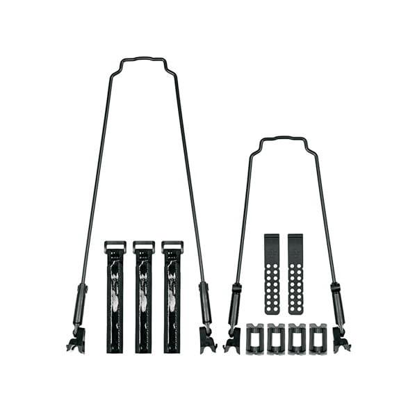 Strebenset für VeloFlexx 55 Schutzblech - Schwarz