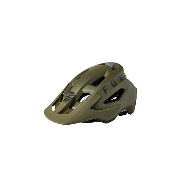 Speedframe - MIPS MTB - Helm - Olivegrün