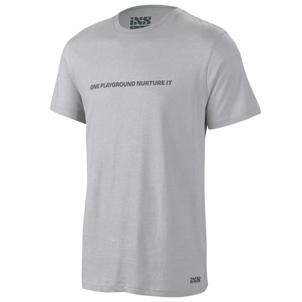 Playground T-Shirt - Grau