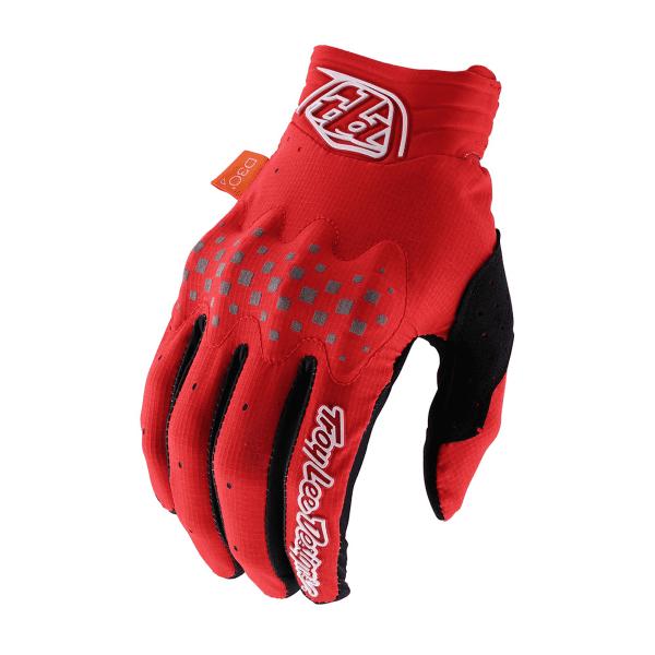 Gambit Glove - Langfinger Handschuhe - Rot