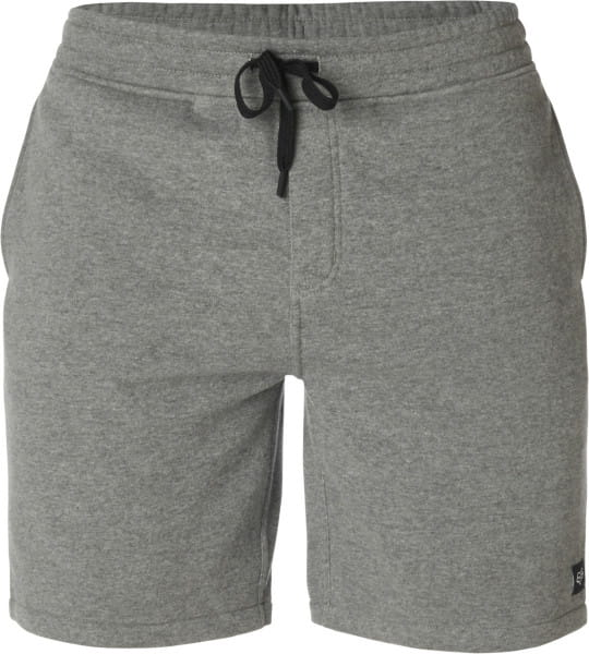 Lacks Fleece Short - Heather Graphite