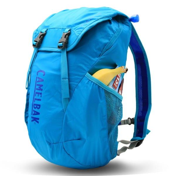 Arete 18 Hydration Pack - 16,5l + 1,5l Reservoir - bluebird/olympian blue