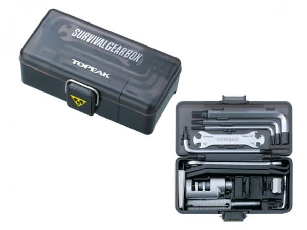 Survival Gear Box Mini-Werkzeugbox