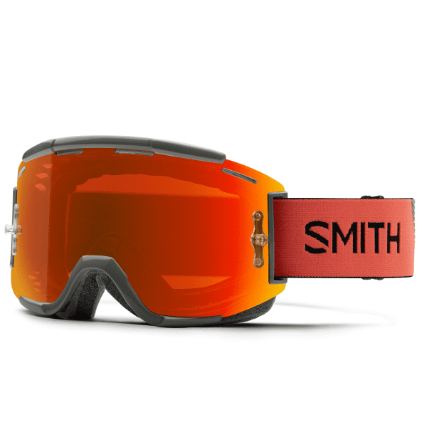 Squad MTB Goggle - Sage/Red Rock