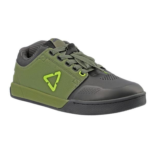 DBX 3.0 Flatpedal Shoe - Grün
