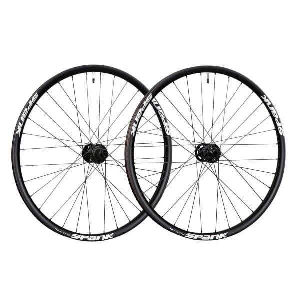 Oozy Trail 345 Boost 29 Inch Wheelset - Black