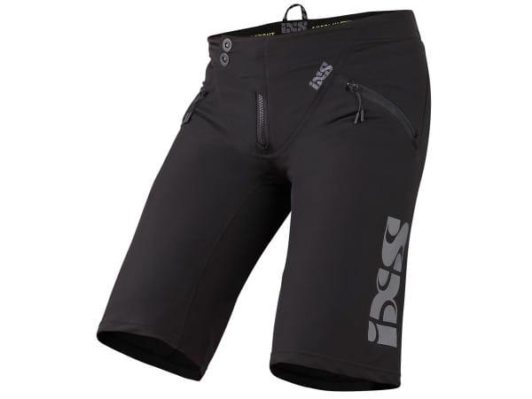 Trigger Shorts - Schwarz/Graphit