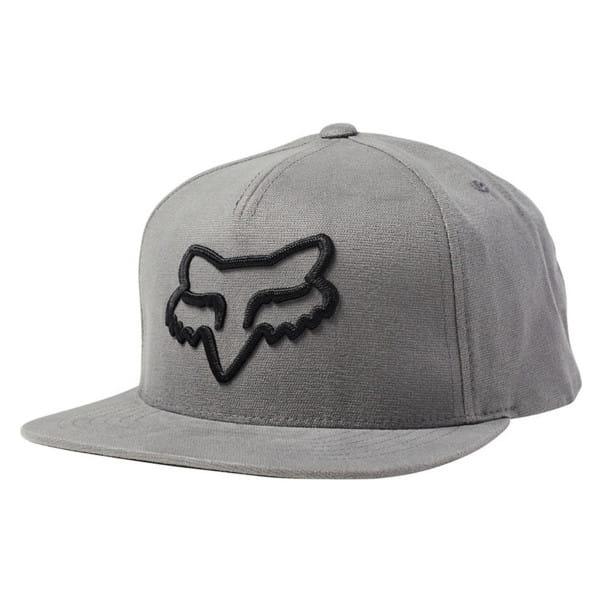 Instill Snapback Cap - Grau