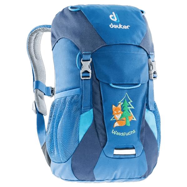 Waldfuchs - Kinder - Rucksack - Blau