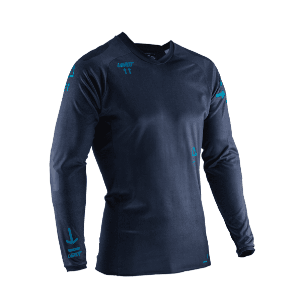 DBX 5.0 All Mountain Trikot 2019 - Blau